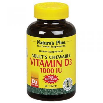 Adults Vitamin D3