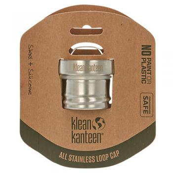 All Stainless Loop Cap for Kanteen Classic