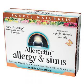 Allercetin Allergy Sinus