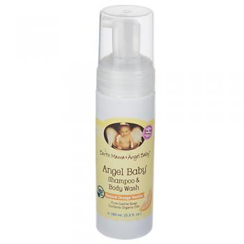 Angel Baby Shampoo and Body Wash