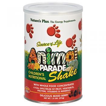 Animal Parade Shake Berry