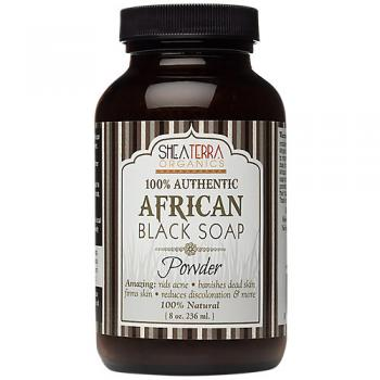 Authentic African Black Soap Powder