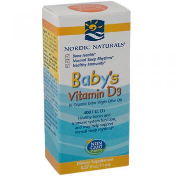 Baby's Vitamin D3