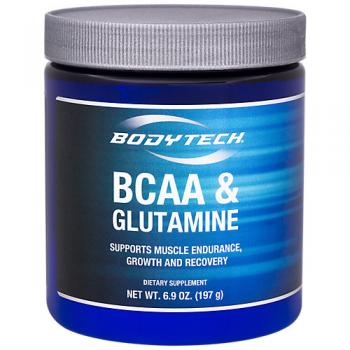 BCAA and Glutamine