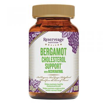 Bergamot Cholesterol Support