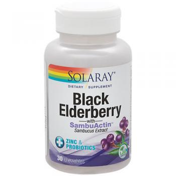Black Elderberry with Sambuactin