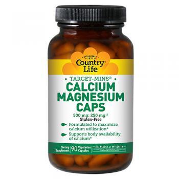 CalciumMagnesium Caps (TargetMins)