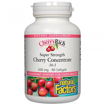 CherryRich Super Strength Cherry Fruit Extract