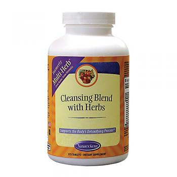 Cleansing Blend with Herbs