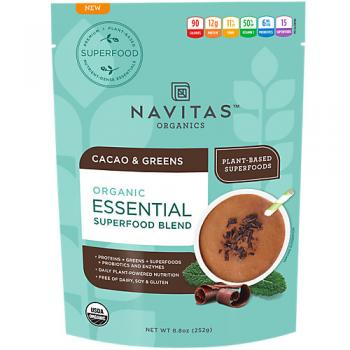 Cocoa And Greens Superfood