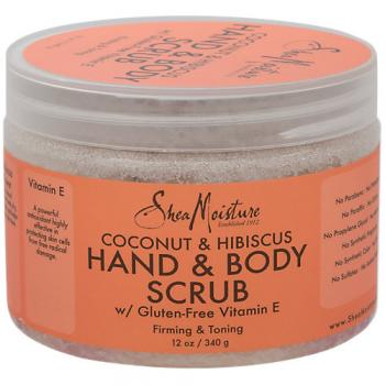 Coconut Hibiscus Hand and Body Scrub