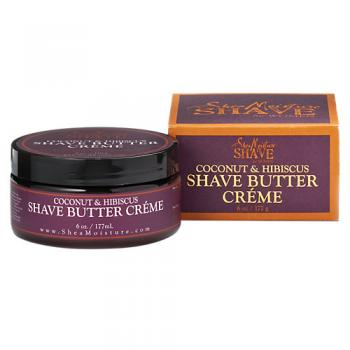 Coconut Hibiscus Shave Butter Creme