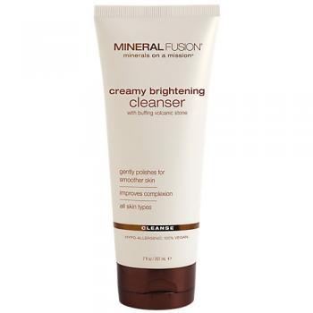 Creamy Brightening Cleanser