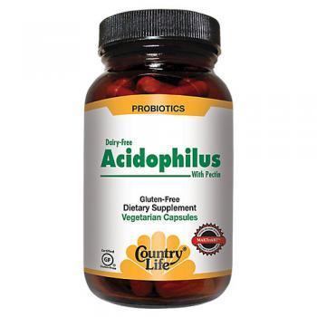 Dairy Free Acidophilus with Pectin