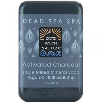 Dead Sea Spa Activated Charcoal