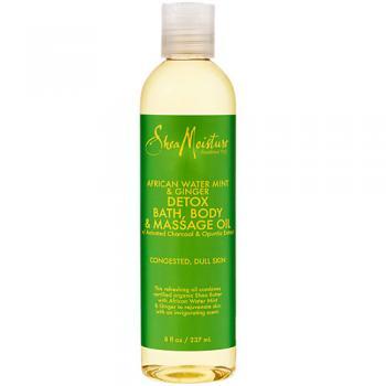 Detox, Bath, Body Massage Oil