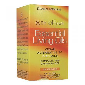 Dr Ohhiras Essential Living Oils