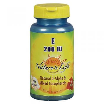 E 200 with Mixed Tocopherol