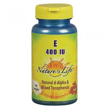 E 400 with Mixed Tocopherol
