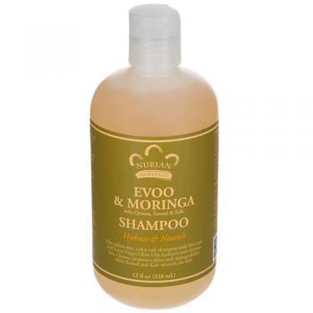 Evoo Moringa Shampoo with Quinoa, Fennel Kale