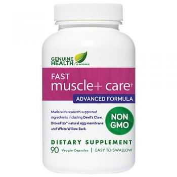 Fast Muscle+ Care