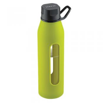 Glass Waterbottle With Silicone Sleeve