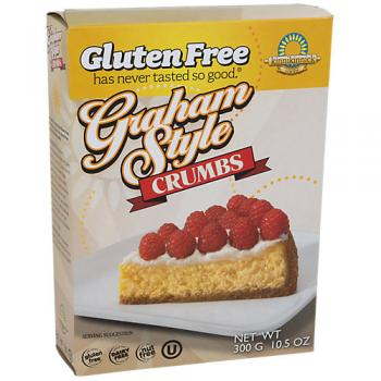 Graham Style Crumbs Gluten Free