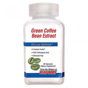 Green Coffee Bean Extract With Svet