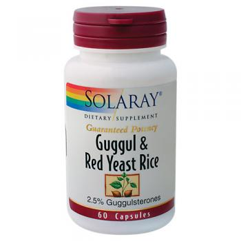 Guggul Red Yeast Rice