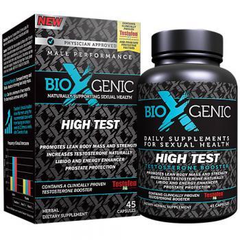 High Test Testosterone Support