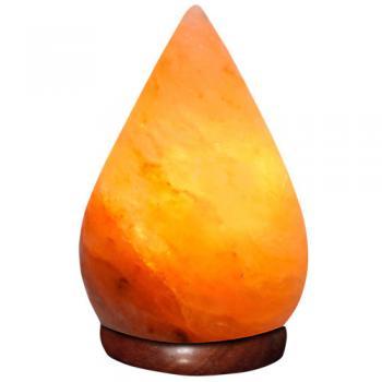 Himalayan Crystal Salt Lamp Raindrop