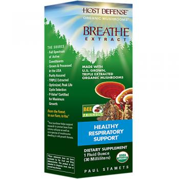 Host Defense Breathe Healthy Respiratory Support