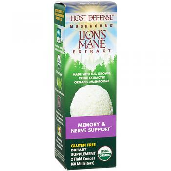 Host Defense Lion's Mane Extract