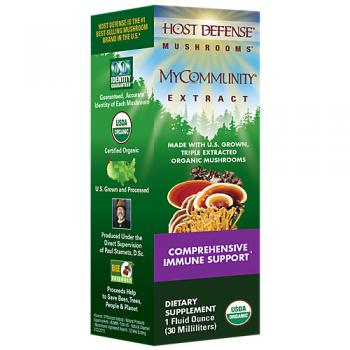Host Defense MyCommunity 1 Oz Extract
