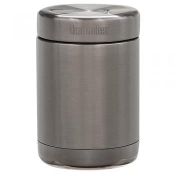Insulated Food Canister Brushed Stainless
