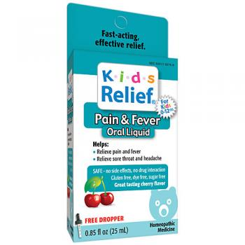 Kids Pain Fever Relief