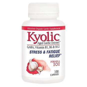 Kyolic Stress Fatigue Relief Formula 101