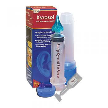 Kyrosol Ear Wax Removal System