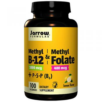 Methyl B12 Methyl Folate