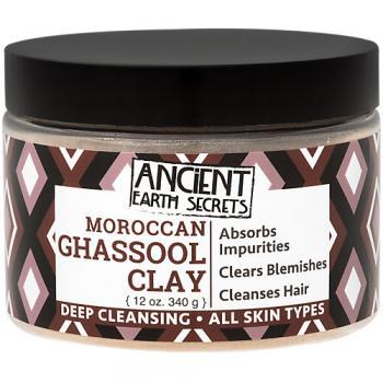 Moroccan Ghassool Clay