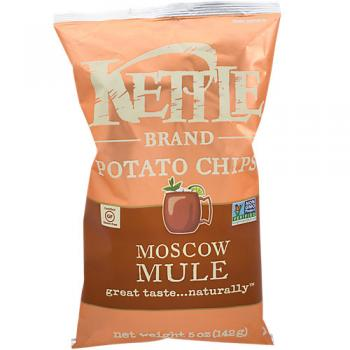 Moscow Mule Potato Chips