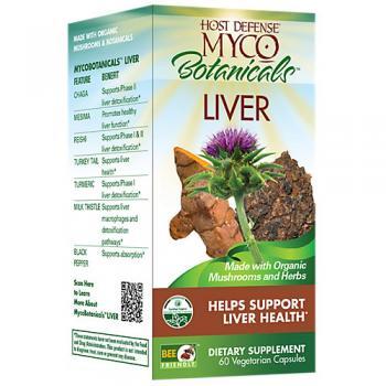 Myco Botanicals: Liver