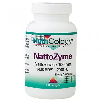 NattoZyme Nattokinase