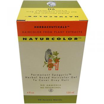 Natural Hair Colorant 9N SESAME BLONDE