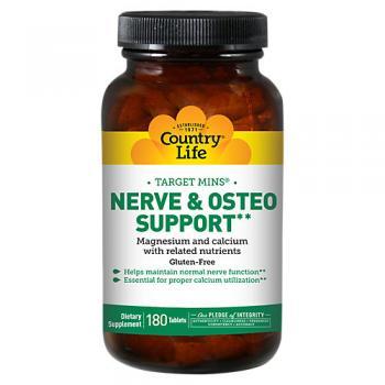 Nerve Osteo Support (TargetMins)