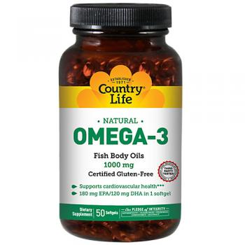 Omega3 Fish Body Oils