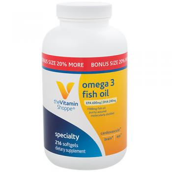 Omega3 Fish Oil Bonus Size