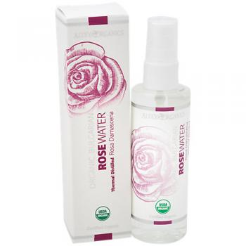 Organic Bulgarian Rose Water Thermal Distiled
