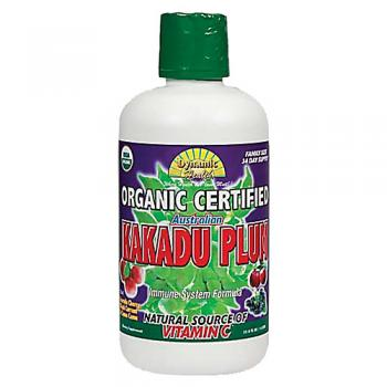 Organic Certified Kakadu Plum Juice Blend