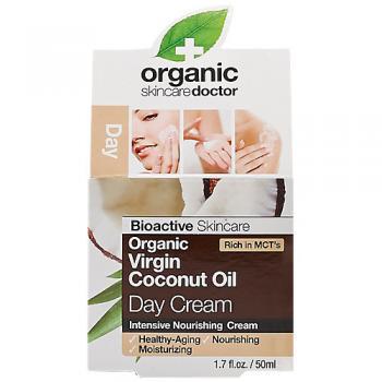 Organic Coconut Oil Day Cream